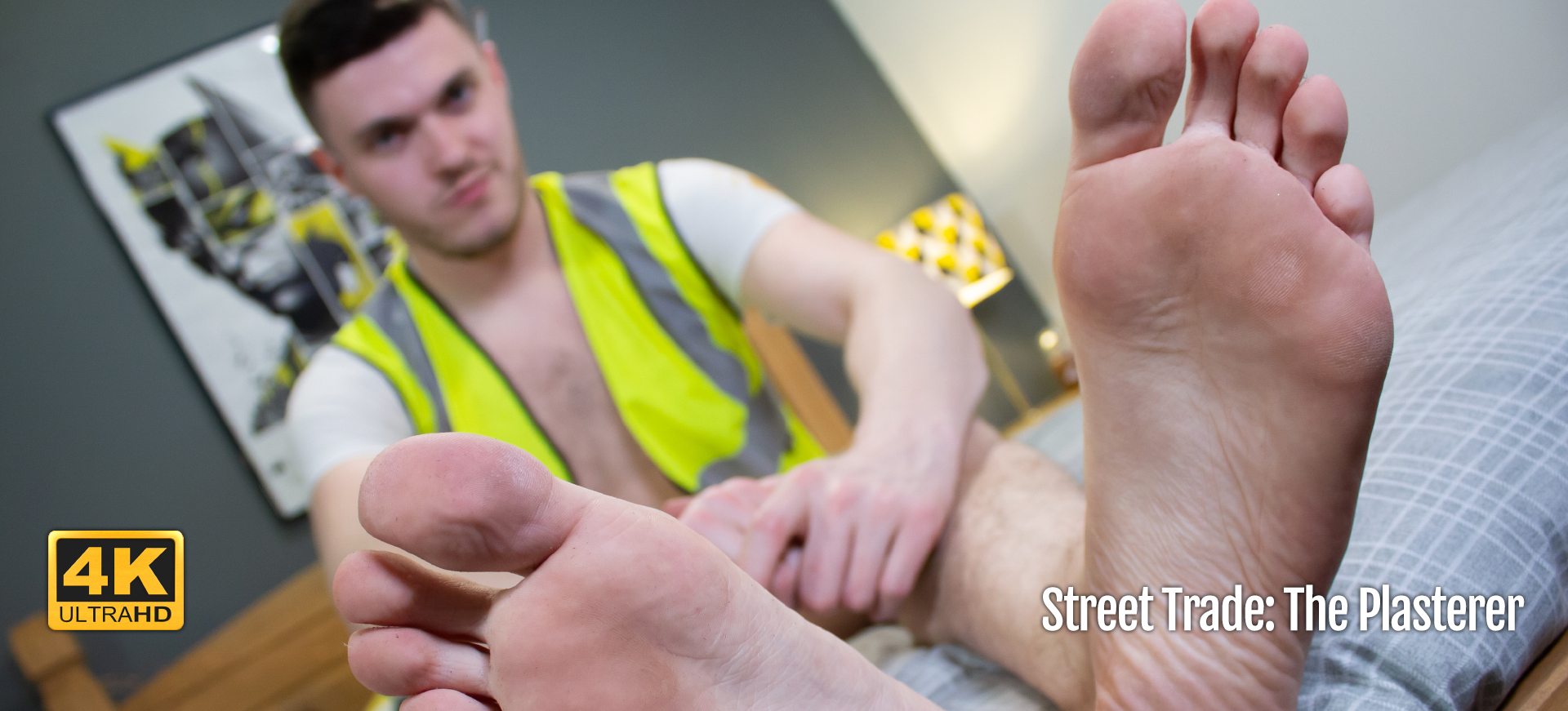 ScottXXX.com - Exclusive British Foot Fetish Action!